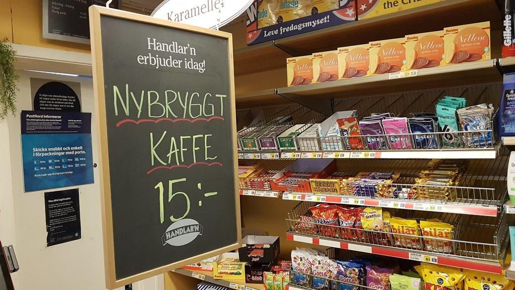 Storsjö Lanthandel