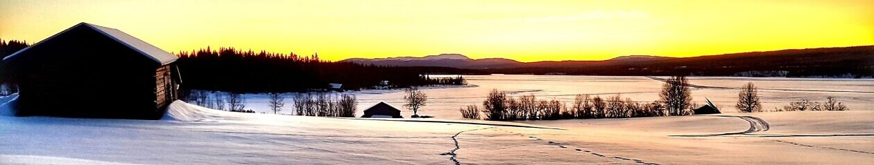 Lite om livet i Storsjö